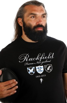 Maillot de rugby ruckfield